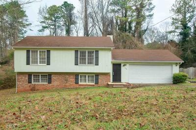 Stone Mountain Single Family Home For Sale: 4756 Bantry Ct