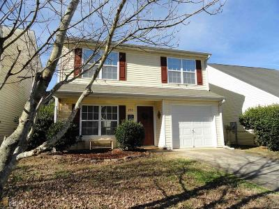 McDonough Single Family Home Under Contract: 153 Prity Ct