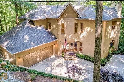 Roswell Single Family Home New: 135 Skyland Dr