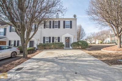 Lawrenceville Condo/Townhouse Under Contract: 152 Timber Mist Ln
