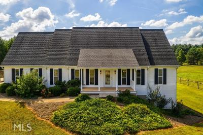 Good Hope Single Family Home Under Contract: 289 Old Good Hope Rd