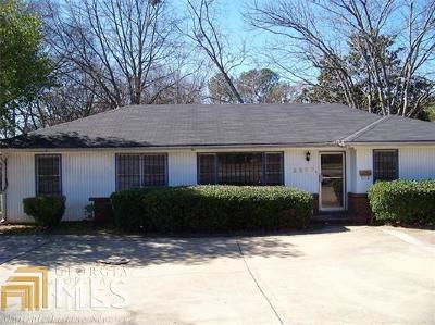Decatur Commercial Lease For Lease: 2397 Candler Rd