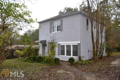 Douglasville Single Family Home Under Contract: 8649 Rose Ave