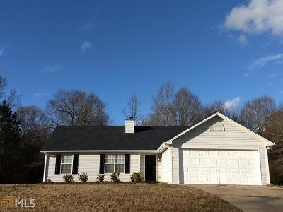 Covington Single Family Home Under Contract: 25 Cypress Dr
