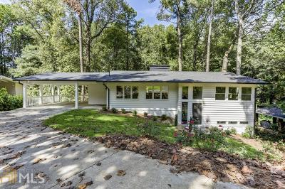 Atlanta Single Family Home Under Contract: 5920 Kayron