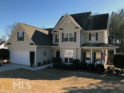 Senoia Single Family Home Under Contract: 119 Stonebridge