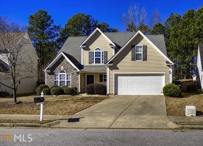 Loganville Single Family Home New: 405 Shadowbrooke Cir