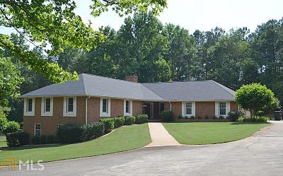 Douglasville Single Family Home New: 5255 Punkintown Rd