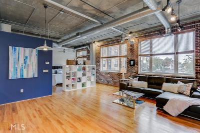 Buckhead Village Lofts Condo/Townhouse Under Contract: 3235 Roswell Rd #402