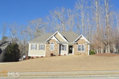 Loganville Single Family Home New: 1412 White Oak Trce