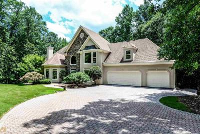 Alpharetta, Milton, Roswell Single Family Home For Sale: 13525 Willowbank Ln
