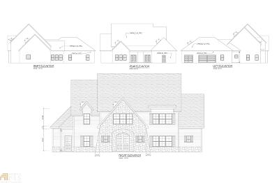 Fayette County Single Family Home Under Contract: 105 Bailee Run #17