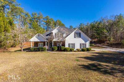 Covington Single Family Home Under Contract: 75 Creekside Ln