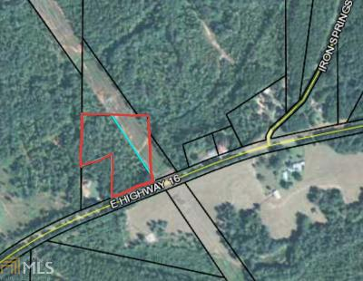 Jackson Residential Lots & Land New: Highway 16 #6AC