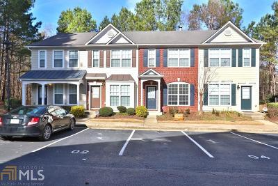 Norcross Condo/Townhouse New: 3306 Hidden Cove Cir