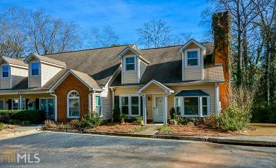 Roswell Condo/Townhouse Under Contract: 1058 Sasha Ln