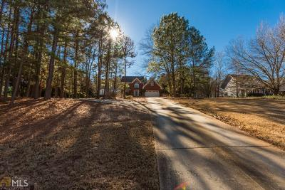 Loganville Single Family Home Under Contract: 6494 High Point Ridge