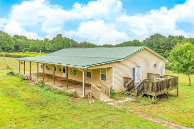 Bowdon Single Family Home For Sale: 695 Frost Rd