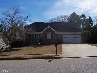 Covington Single Family Home New: 155 Willow Springs Dr