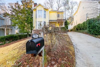 Avondale Estates Single Family Home Under Contract: 291 Somerlane Pl