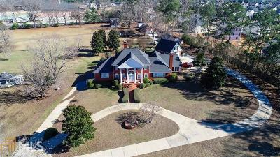 Loganville Single Family Home Under Contract: 112 Brand