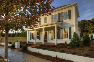 Statham Single Family Home Under Contract: 3220 Greenleffe Dr
