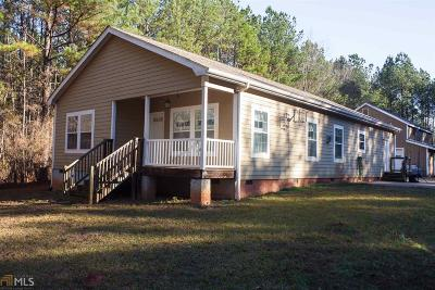 Senoia Single Family Home New: 610 Nixon Rd
