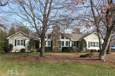 Dahlonega GA Single Family Home Under Contract: $269,000