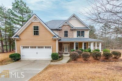 Gainesville Single Family Home Under Contract: 5710 Grant Station Dr