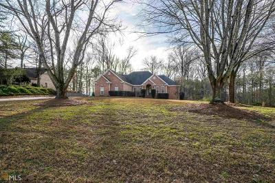 Acworth Single Family Home For Sale: 5095 Hill Rd