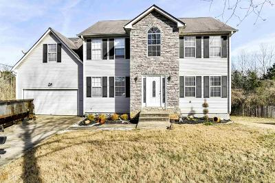Ellenwood Single Family Home New: 3822 Riverview Bnd