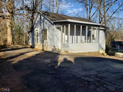 Habersham County Single Family Home New: 345 Level Grove