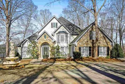 McDonough Single Family Home New: 100 Somerset Hills