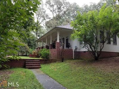 Banks County Single Family Home For Sale: 2014 Damascus Rd