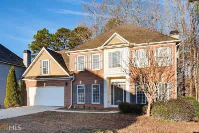 Stone Mountain GA Single Family Home Under Contract: $254,900