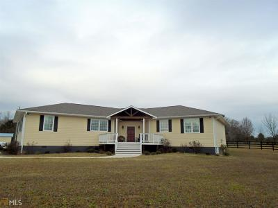 Madison Single Family Home New: 1350 Price Mill Rd