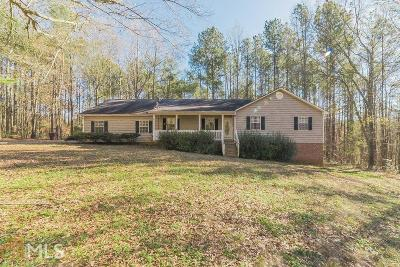 Monticello Single Family Home New: 10460 Ga Highway 16 E