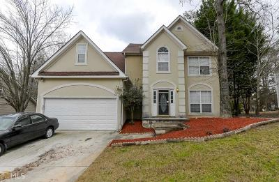 Lithonia Single Family Home For Sale: 1132 Shady Creek
