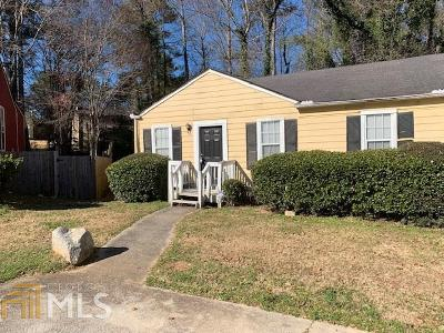 Lithonia Condo/Townhouse For Sale: 6418 Bedford Ln