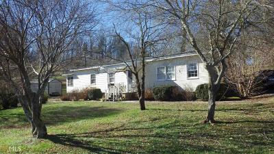 Dahlonega GA Single Family Home New: $65,000