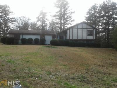 Winston Single Family Home Under Contract: 2953 Mason Creek Rd