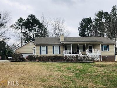 Loganville Single Family Home New: 5420 Gum Creek Ct