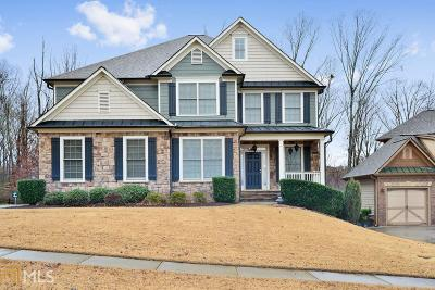 Flowery Branch  Single Family Home New: 6628 Trail Side Dr