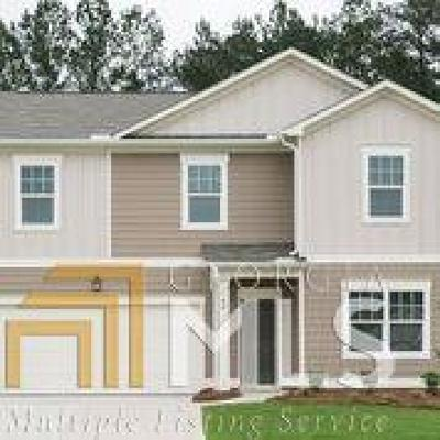 Douglasville Single Family Home New: 7246 Ashley Falls Ct