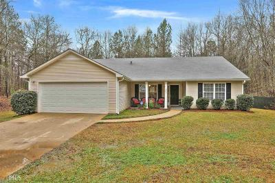 Newnan Single Family Home Under Contract: 1501 Macedonia Rd