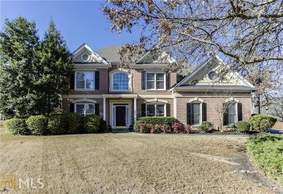 Alpharetta Single Family Home Contingent With Kickout: 1035 Timberline Pl