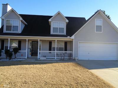Fayetteville Single Family Home Under Contract: 12264 Riviera Dr