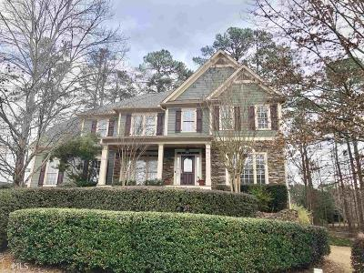 Acworth Single Family Home Under Contract: 5864 Wildlife Trl