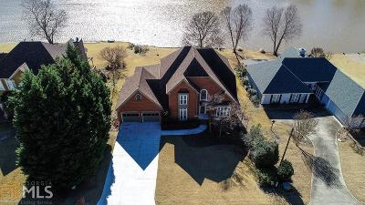 Kennesaw Single Family Home Under Contract: 148 N Lakeside Dr