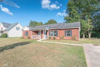 Barnesville Single Family Home New: 110 Bradley Cir